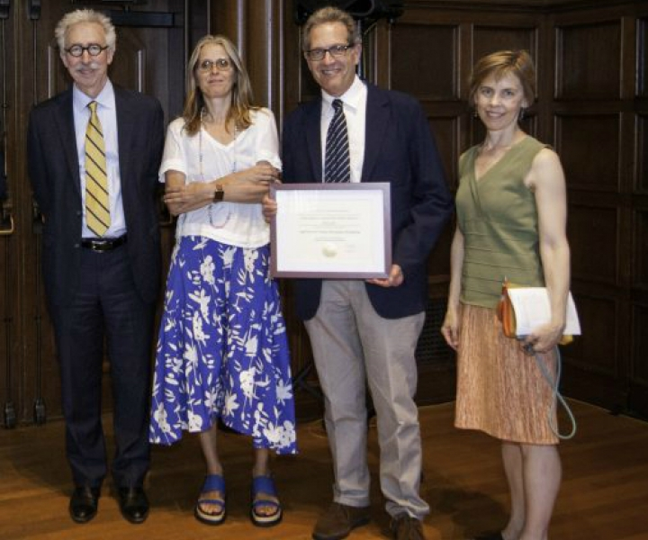 Holston Chancellor's Award